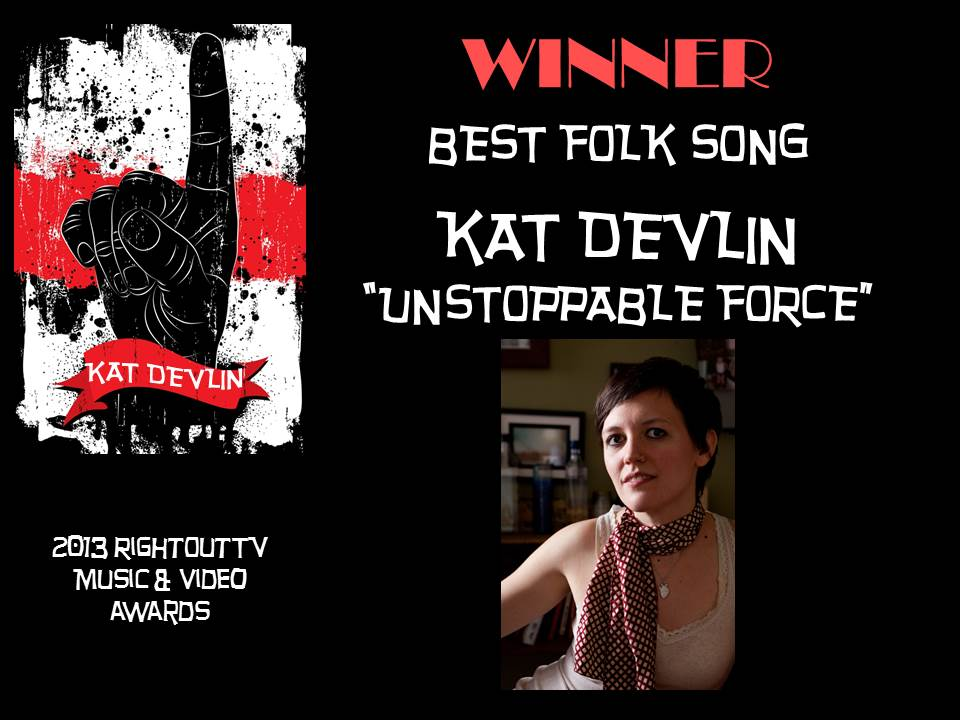 BEST FOLK SONG - Kat Devlin